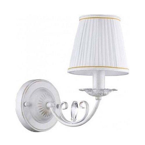 Настенный светильник FREYA Bianchi FR2307-WL-01-WG, 40 Вт freya fr2753 wl 01 wg