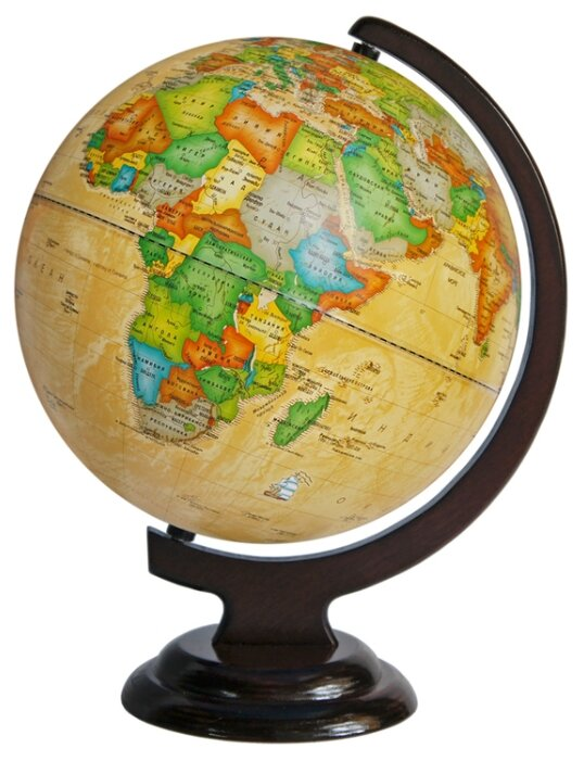 Глобус политический Глобусный мир Ретро Александр 250 мм (10046)