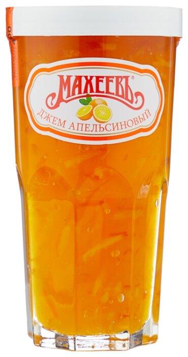 Джем Махеевъ апельсиновый, банка 400 г
