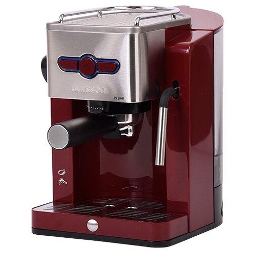 Фото - Кофеварка рожковая Oursson EM1900/DC, красный кофеварка oursson cm0400g оранжевый