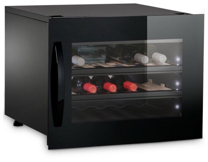 Встраиваемый винный шкаф DOMETIC E18FGB Elegance