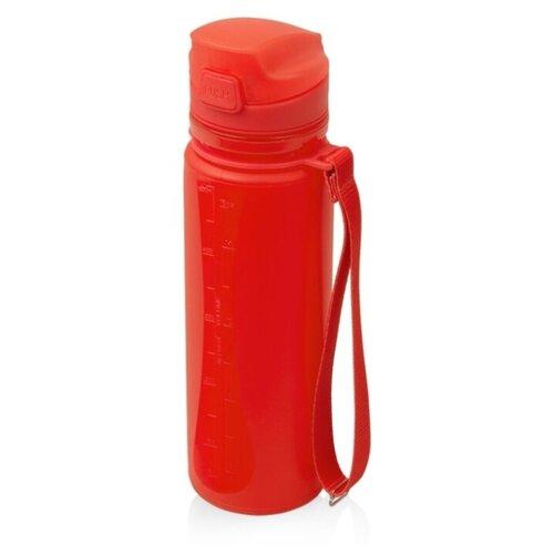Бутылка Oasis Твист 0.5 силикон красный