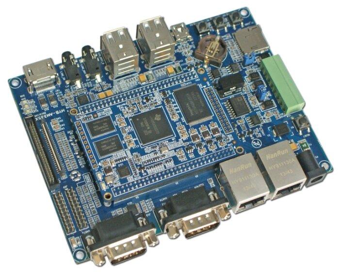 Процессорная плата MYIR MYD-Y3358-256N256D-100-I