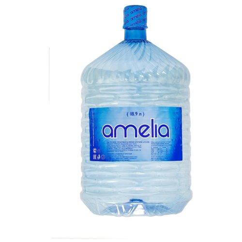 Вода питьевая Амелия в