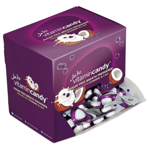 Леденцы Jake vitamincandy Черная смородина и кокос 216 г jake bugg jake bugg on my one