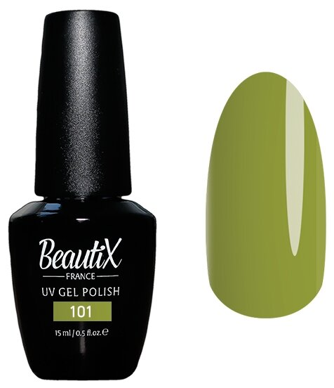 Гель лак Beautix UV Gel Polish, 15 мл