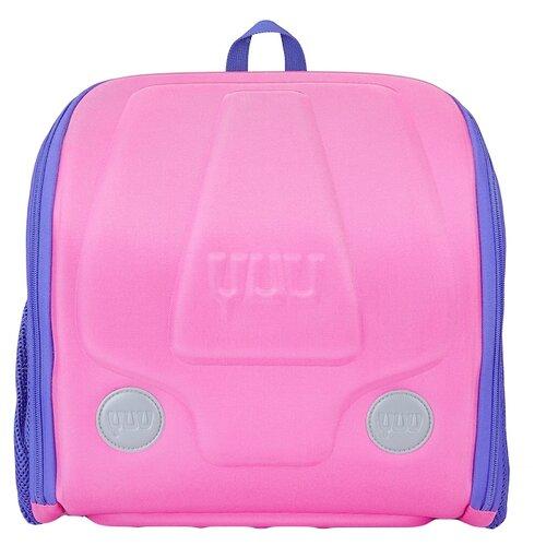 Купить YUU Ранец Max Bluush c наполнением, розовый/фиолетовый, Рюкзаки, ранцы