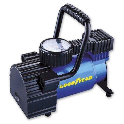Автомобильный компрессор GOODYEAR GY-30L черный/синий