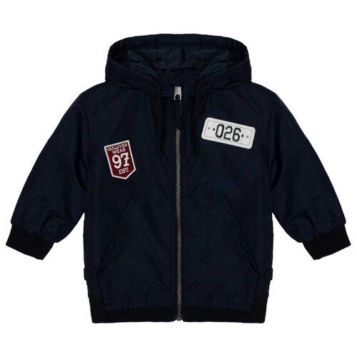 Купить Куртка Gulliver размер 128, синий, Куртки и пуховики