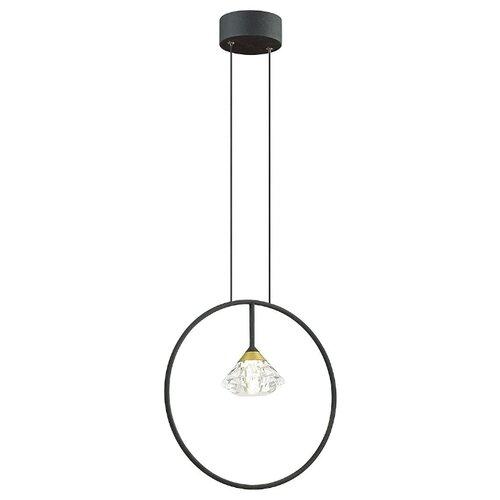 Светильник Odeon light Arco 4100/1, G9, 5 Вт потолочный светильник odeon 3576 2c