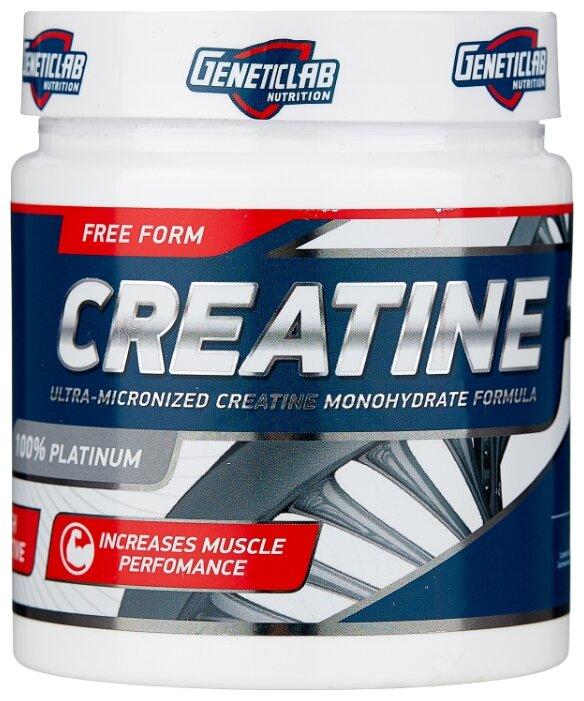 Креатин Geneticlab Nutrition Creatine Powder (300 г) — купить по выгодной цене на Яндекс.Маркете