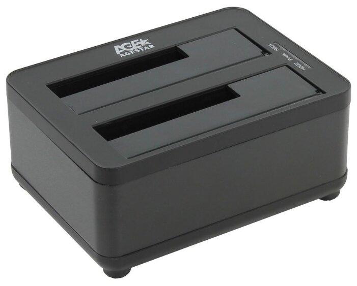 Док-станция для HDD/SSD AGESTAR 3UBT8