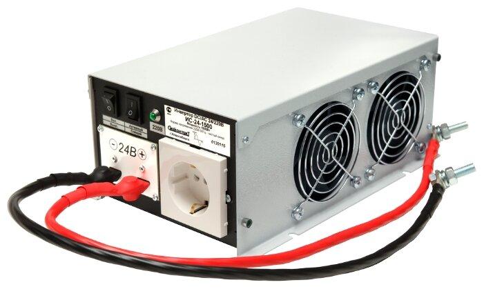 Инвертор СибКонтакт ИС-24-1500 DC-AC