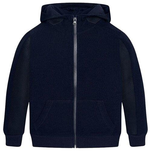 Купить Куртка Mayoral 7430 размер 157, 038 темно-синий, Куртки и пуховики