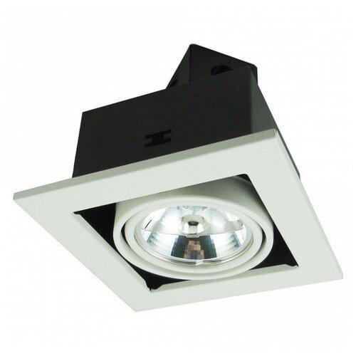 Встраиваемый светильник Arte Lamp Technika 2 A5930PL-1WH встраиваемый светильник artelamp a5930pl 3bk