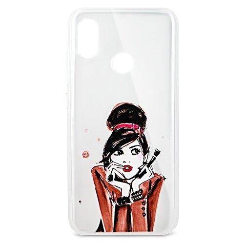 Купить Чехол Pastila Summer mood для Xiaomi Mi8 visagiste