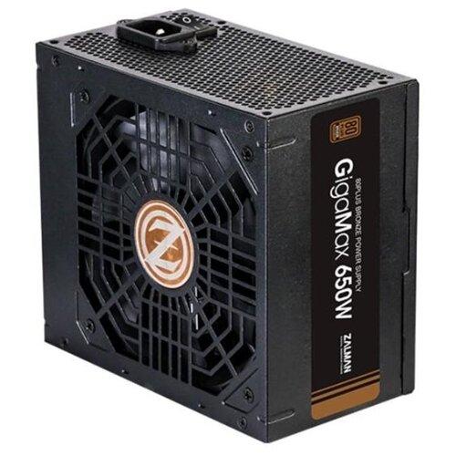 Блок питания Zalman GigaMax(GVII) 650W