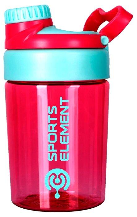 Спортивный элемент Бутылка 400 мл Виолет, Цвет2: Виолет
