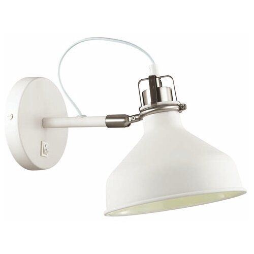 Бра Odeon light Lurdi 3331/1W, с выключателем, 40 Вт бра odeon light 4102 1w