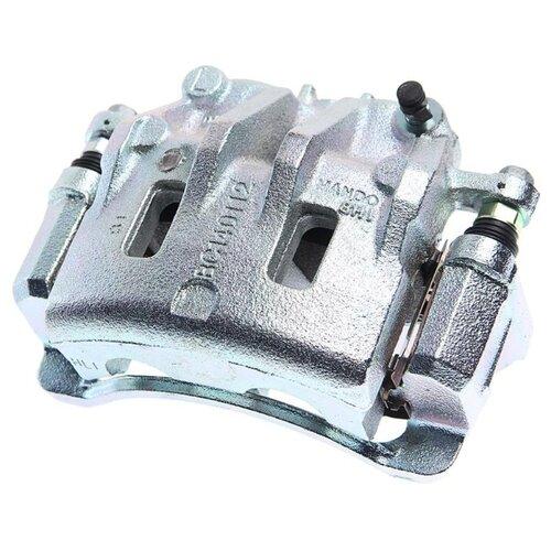 цена на Суппорт тормозной передний левый MANDO EX4811009152 для Ssang Yong Actyon, Ssang Yong Kyron, Ssang Yong Actyon Sports