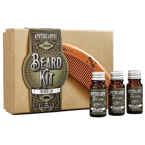 Apothecary 87 Набор для бороды Beard Kit, 30 мл