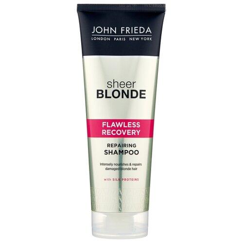 цена на John Frieda шампунь Sheer Blonde Flawless Recovery восстанавливающий для светлых волос 250 мл