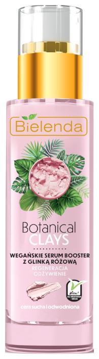 Bielenda Botanical Clays Vegan Serum Booster with