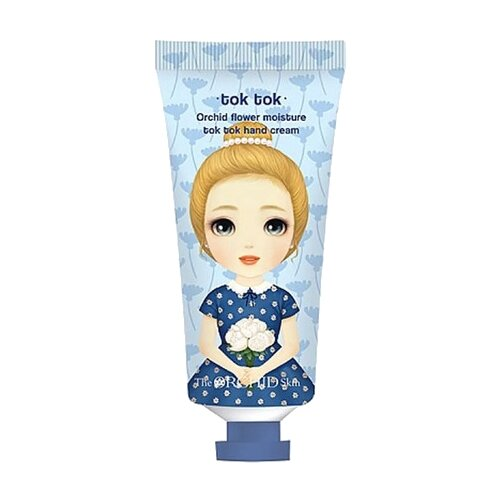 Увлажняющий крем для рук The Orchid Skin Tok tok 60 мл увлажняющий консилер blemish tok concealer 2 оттенка 10 мл