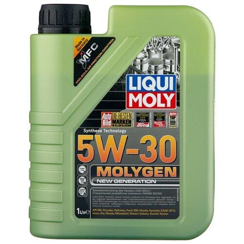 цена на Моторное масло LIQUI MOLY Molygen New Generation 5W-30 1 л