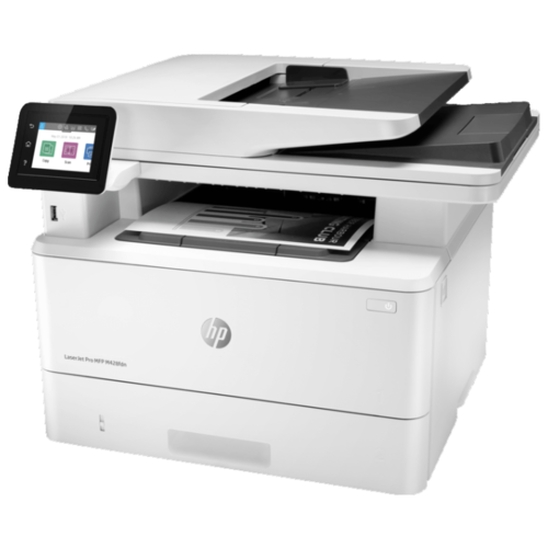 МФУ HP LaserJet Pro MFP M428fdn белый