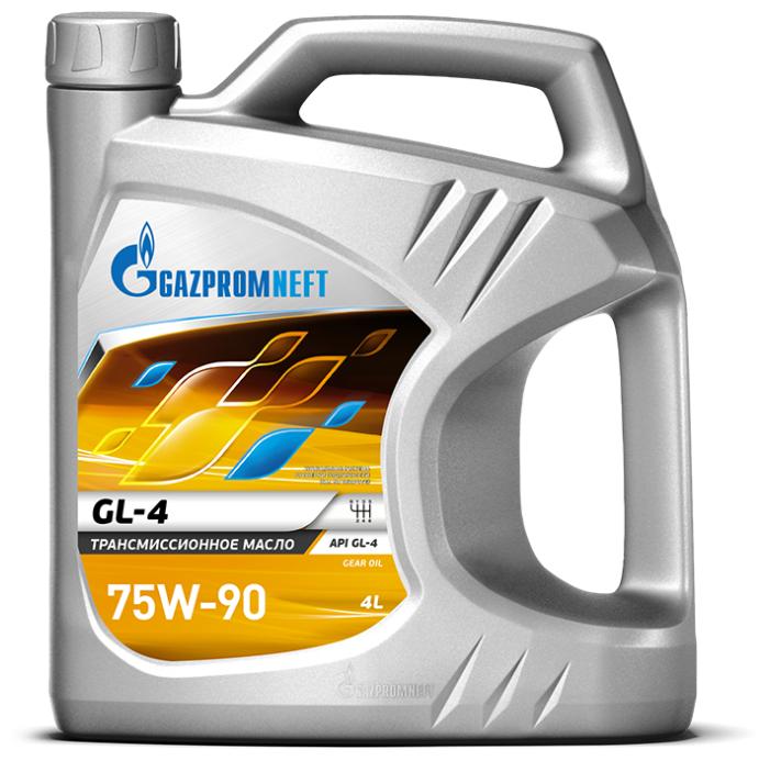 Масло GAZPROMNEFT GL-4 75W-90 253651863