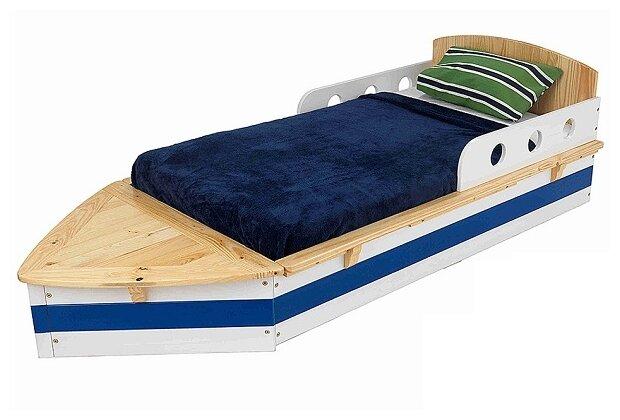 Кровать детская KidKraft Яхта (без белья)