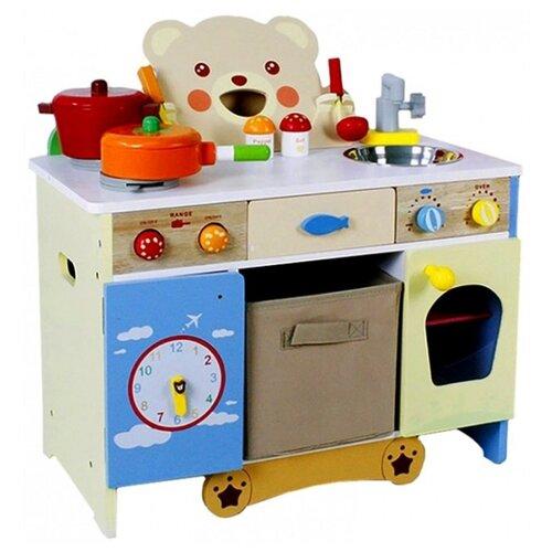 Купить Кухня детская Тедди , Lanaland, Детские кухни и бытовая техника