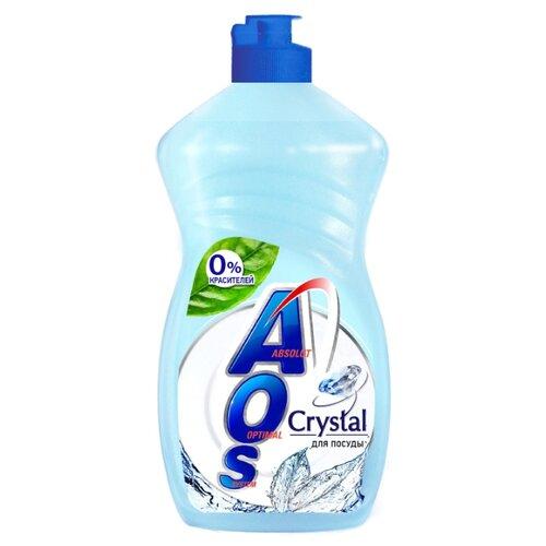 AOS Средство для мытья посуды Crystal 0.45 кг