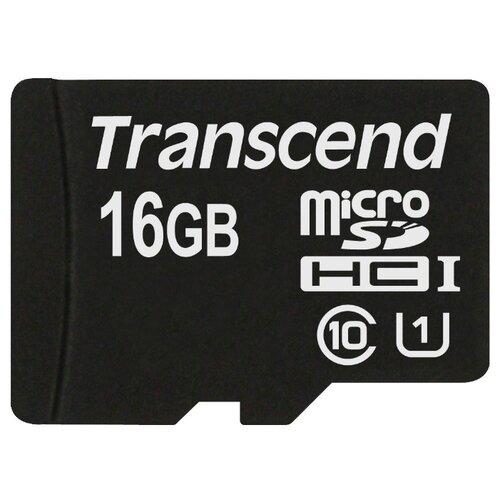 Фото - Карта памяти Transcend TS16GUSDCU1 карта памяти transcend ts128gcf800