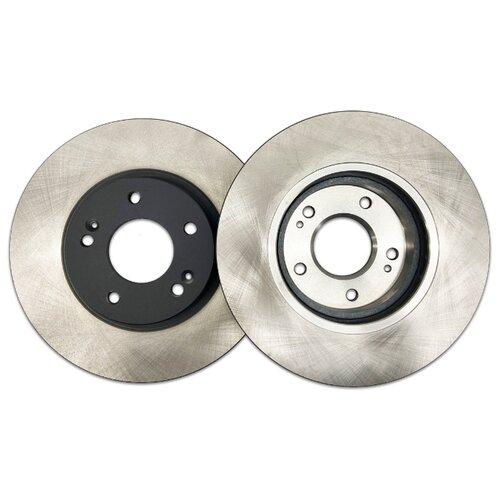 Комплект тормозных дисков передний NIBK RN1209 294x26 для Mitsubishi ASX, Mitsubishi Outlander (2 шт.)