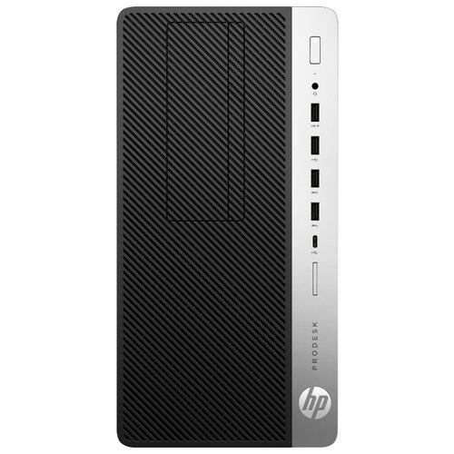 Настольный компьютер HP ProDesk 600 G5 (7AC18EA) Micro-Tower/Intel Core i5-9500/8 ГБ/256 ГБ SSD/Intel UHD Graphics 630/Windows 10 Pro черный компьютер