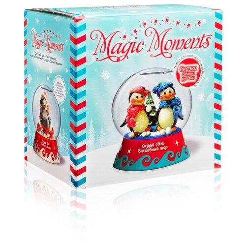Пластилин Magic Moments Волшебный шар Пингвины (MM-8) the magic 8 ball магический шар 8 глаз провидца