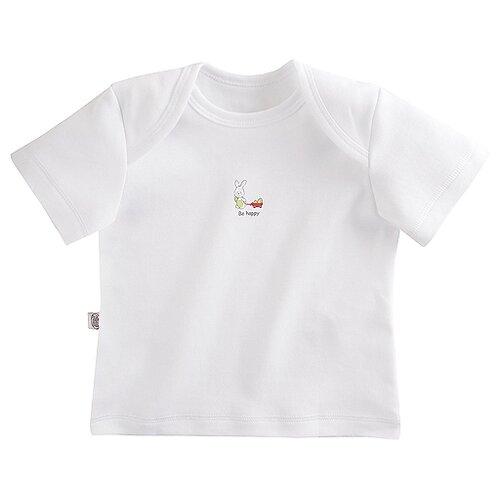 Купить Футболка Наша мама размер 68, белый, Футболки и рубашки