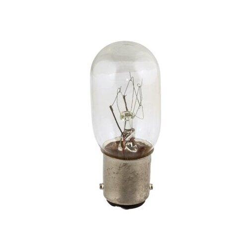 Лампа накаливания для бытовой техники Micron PS-100, BA15d, 15Вт