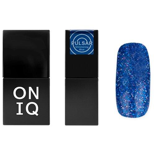 Купить Гель-лак для ногтей ONIQ Pulsar, 10 мл, 156 Glimmering Blue