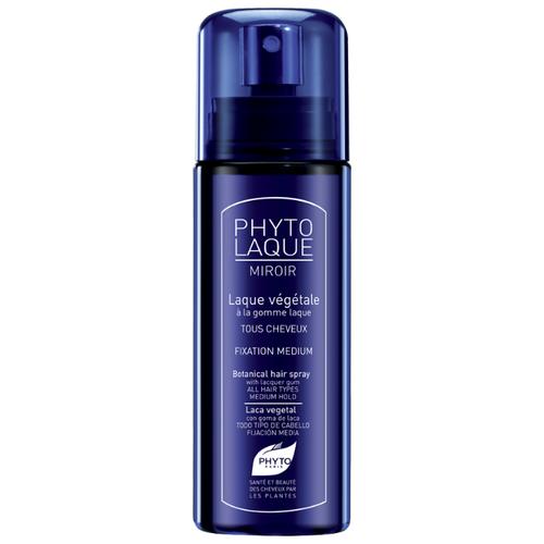 PHYTO Лак для волос Phytolaque Miroir, средняя фиксация, 100 мл phyto phytocyane