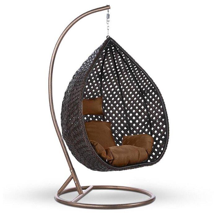 Подвесное кресло-кокон Афина-Мебель AFM-250B-XL