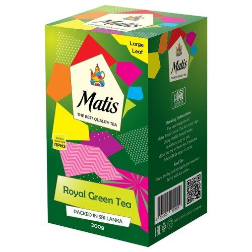 Чай зелёный Matis Royal, 200 г