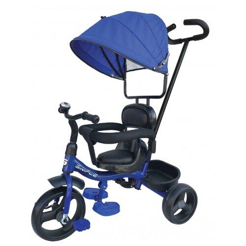 Трехколесный велосипед Simple SI1 синий