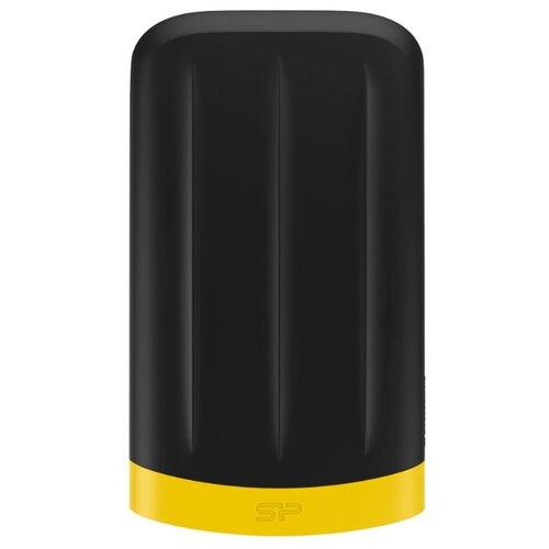 Фото - Внешний HDD Siliсon Power 2 TB A65 противоударный, чёрный, 2.5,USB 3.0 внешний hdd siliсon power 2 tb a30 armor чёрный 2 5 usb 3 0