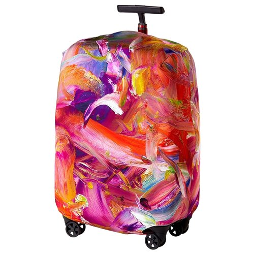 Фото - Чехол для чемодана RATEL Inspiration Obscurity S, разноцветный чехол для чемодана ratel inspiration obscurity m разноцветный