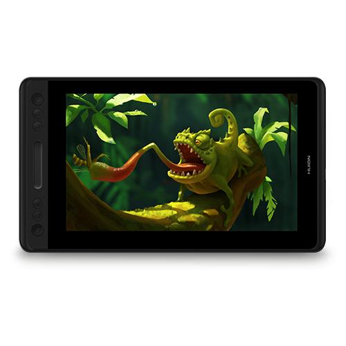 Интерактивный дисплей HUION KAMVAS Pro 12 черный