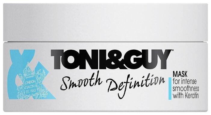 Toni & Guy Маска для волос Гладкость
