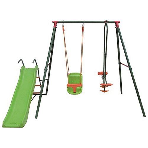 Купить Спортивно-игровой комплекс DFC GBN-02 зеленый, Игровые и спортивные комплексы и горки